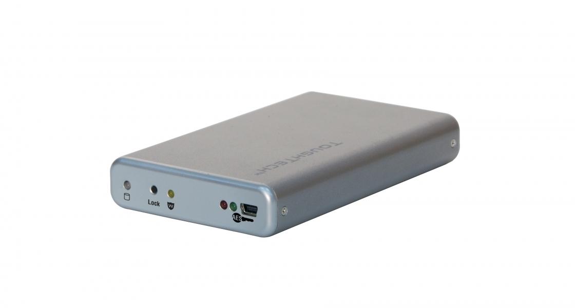 ToughTech Secure 128 mini-Q with WriteLock