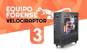 Equipo Forense Velociraptor 3
