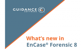 EnCase Forensic 8