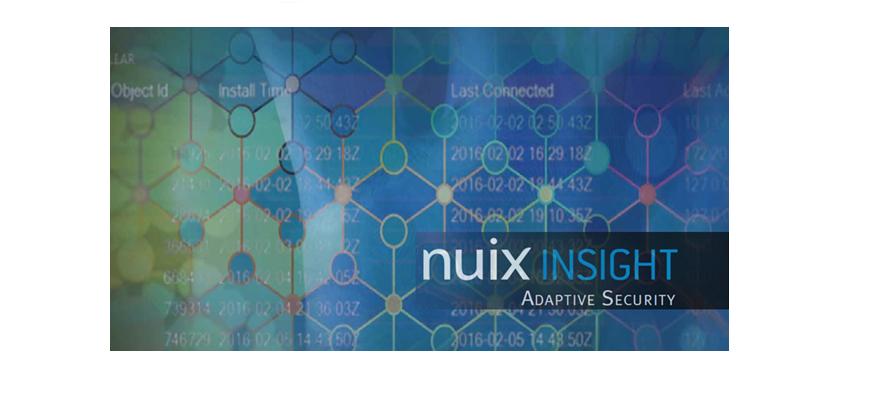 Nuix Insight Adaptive Security