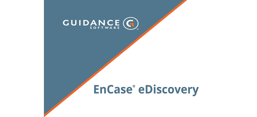 EnCase eDiscovery