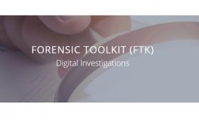Forensic Toolkit –  FTK
