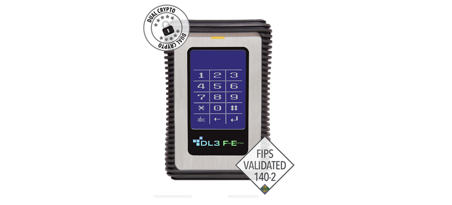 Disco duro con cifrado DataLocker DL3 FIPS Edition