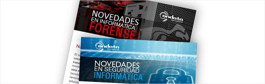 Reciba las novedades de Ondata - Informática Forense - Seguridad Informática