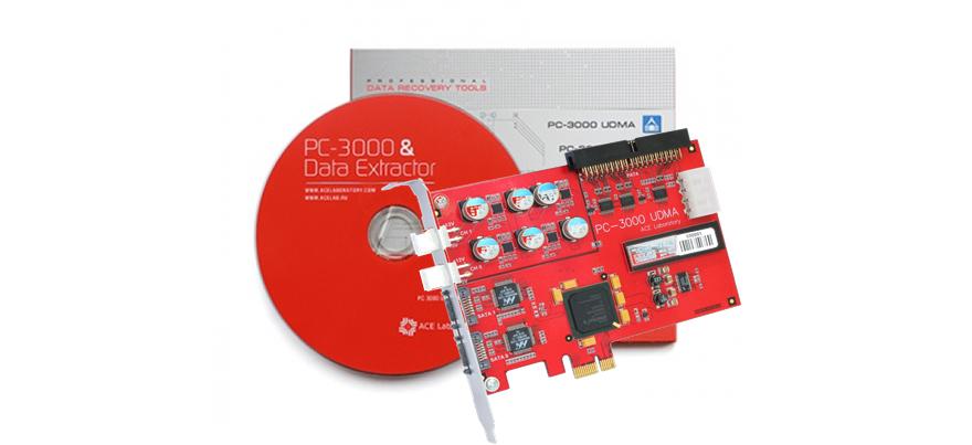 PC3000 UDMA System