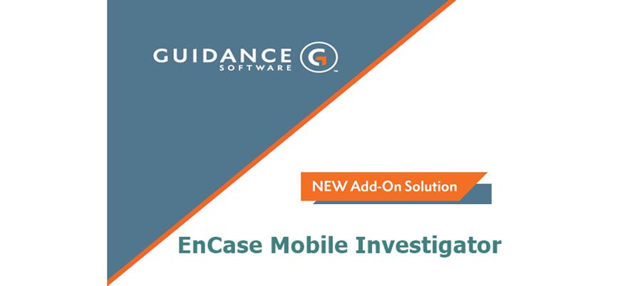 EnCase Mobile Investigator