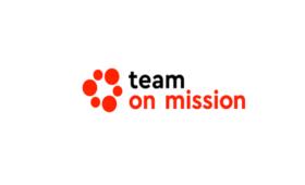 Team on mission