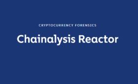 Chainalysis Reactor