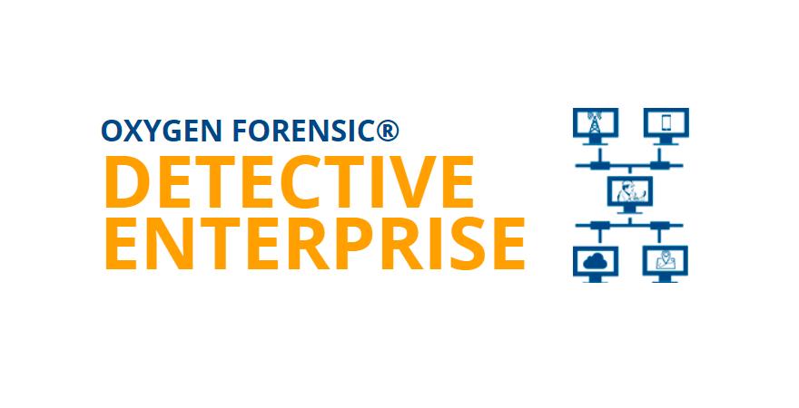 Oxygen Forensic Detective Enterprise