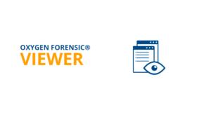 Oxygen Forensic Viewer