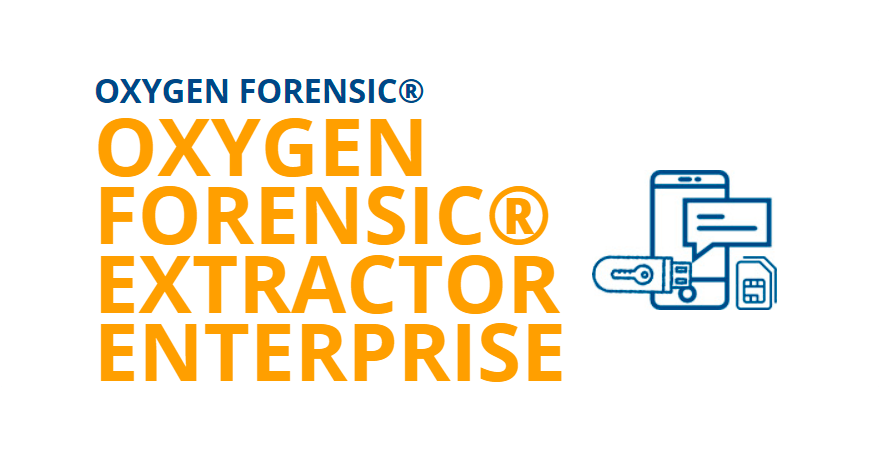 Oxygen Forensic Extractor Enterprise